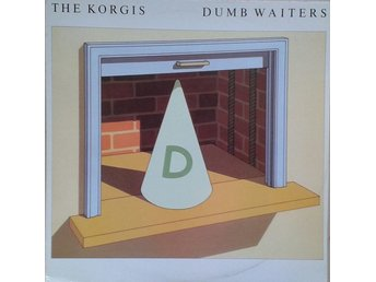 The Korgis?  titel*  Dumb Waiters* Pop Rock, Synth-pop Scandinavia LP