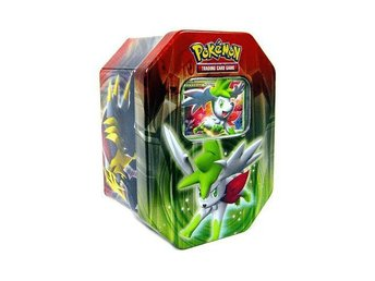 Pokemon Shaymin Tin Box