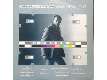Ian Anderson title* Walk Into Light* Folk Rock, Synth-pop, Prog LP Scandinavia - Hägersten - Ian Anderson title* Walk Into Light* Folk Rock, Synth-pop, Prog LP Scandinavia - Hägersten
