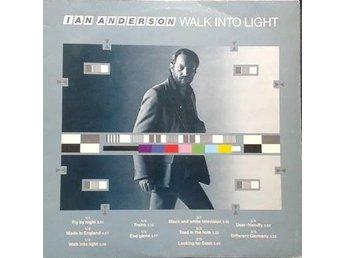Ian Anderson title* Walk Into Light* Folk Rock, Synth-pop, Prog LP Scandinavia - Hägersten - Ian Anderson title* Walk Into Light* Folk Rock, Synth-pop, Prog LP Scandinavia - Hägersten