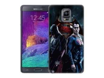 Samsung Galaxy Note 4 Skal Batman Vs Superman