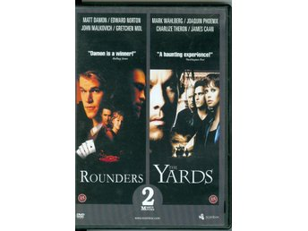 2 DVD - ROUNDERS / THE YARDS
