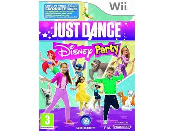 Just Dance Disney Nintendo Wii