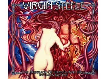 VIRGIN STEELE-Ny 2Cd Digi Rem 2014-The Marriage Of Heaven And Hell-Part I & II