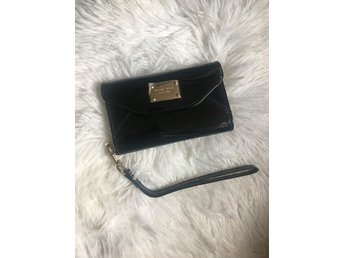 Michael Kors wallet clutch, lack, iPhone 5/5S