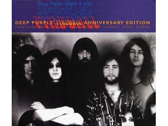 Deep Purple: Fireball 1971 (Rem) (CD)