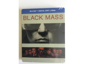 Black Mass - Limited Steelbook (Blu-ray)