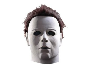 Michael Myers Deluxe Latex Mask.. Ny, Oanvänd...