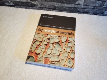 Key Concepts in Geography / Second Edition / Kurslitteratur / Geografi