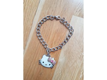 Äkta - Söt Hawaii Hello Kitty sanrio armband, ny!