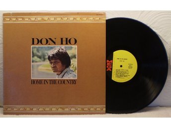 DON HO - HOME IN THE COUNTRY