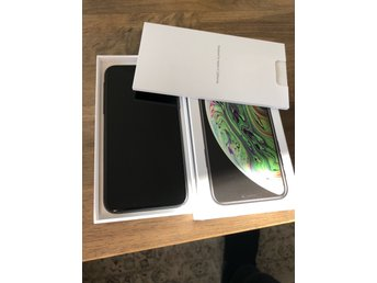 iPhone XS space gray 64 GB olåst