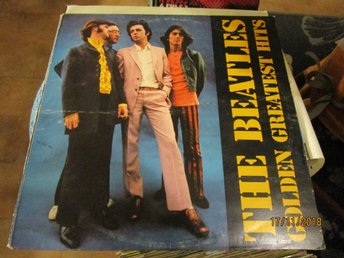 THE BEATLES GOLDEN GREATEST HITS - LP