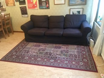 Kladsel Till Ikea Ektorp 3 Sits 326558955 ᐈ Kop Pa Tradera