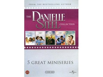 Danielle Steel / Miniseries box 2 (5 DVD)