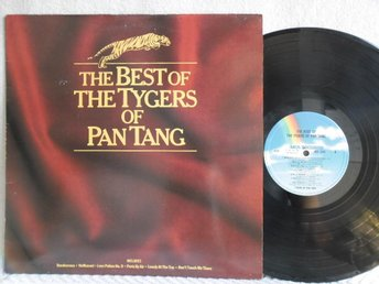 TYGERS OF PAN TANG - THE BEST OF - MCF 3191