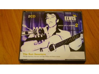 ELVIS PRESLEY BIRTH OF A LEGEND 2 (2CD)