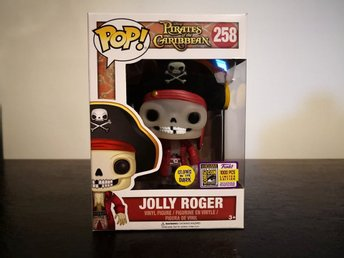 Jolly Roger (Glow in the Dark) Funko Pop