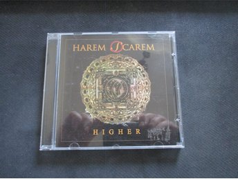 Harem Scarem - Higher 2003 (AORHard Rock, Canada, Harry Hess/Pete Lesperance)
