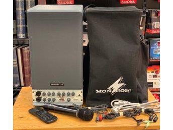 Monacor TXA-620cd med väska   trådl.. (341786027) ᐈ FotoExperten på ... 30152785e3d3d