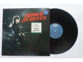 ** Savage Streets - original motion picture soundtrack **
