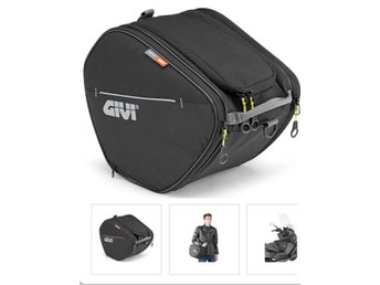 GIVI tunnelbag Scooter