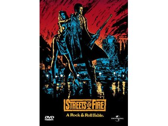 Streets of fire (1984) Walter Hill med Michael Pare, Diane Lane, Willem Dafoe