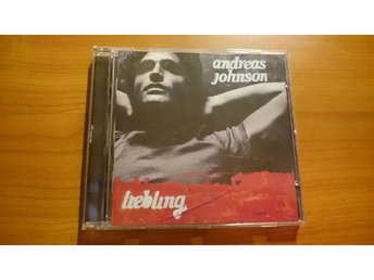 CD: Andreas Johnson, Liebling.