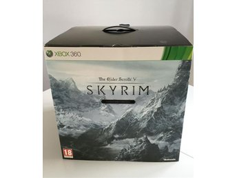 Skyrim: The Elder Scrolls V - Xbox360 Collector's Edition (2011)