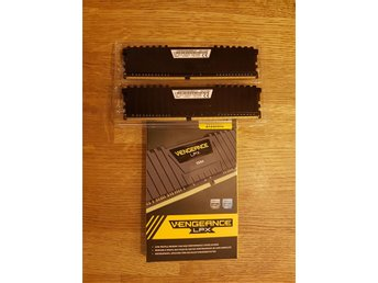 Vengeance LPX 8GB DDR 4 ram minne - Bonässund - Vengeance LPX 8GB DDR 4 ram minne - Bonässund