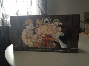 One Piece boxset : 1 - 23