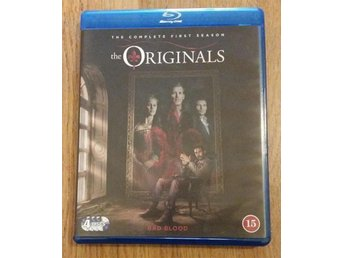 The Originals - The complete first season / första säsongen - nyskick