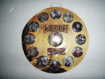 HOBBIT 13 PIN SET