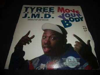 "Tyree feat J.M.D. - Move your body - 12"" - 1989"