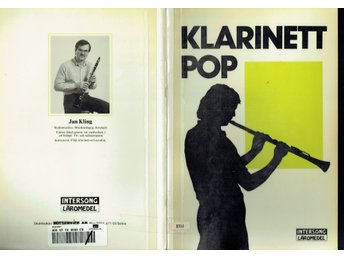 Klarinettpop - Jan Kling