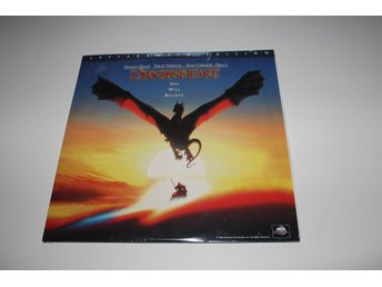 Dragon heart laser disc film i fint skick