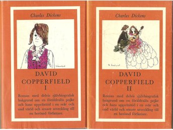 Charles Dickens: David Copperfield I-II.