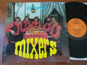 MIXERS - På turné, LP GM-Production 1977