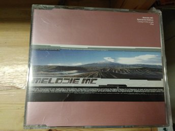 Melodie MC - Living In The Jungle / Vibe, CD