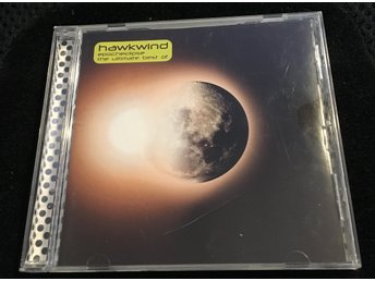 Hawkwind - Echoeclipse, The Ultimate Best of (1999) prog, bra skick, se bilder