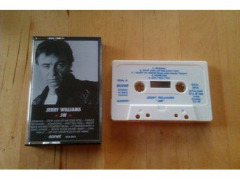 "JERRY WILLIAMS - ""JW"" Kassettband 1989 med Did I Tell You m.fl"