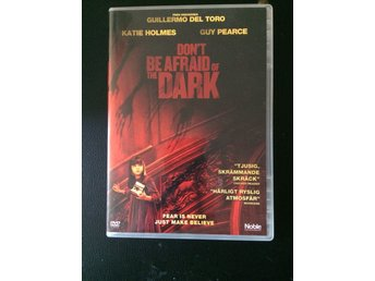 Dont be afraid of the dark. Dvd