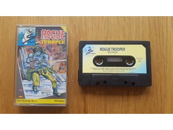 """Rogue Trooper"" till Spectrum 48k (Alternative Software)"