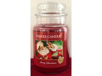 Yankee Candle. Merry Christmas!, Stor burk!
