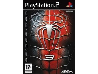 Spider-Man 3   - PS2 spel