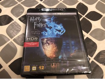 HARRY POTTER AND THE GOBLET OF FIRE (4K Ultra HD + blu-ray) Ny!