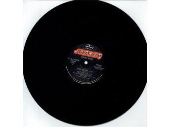 URIAH HEEP - STAY ON TOP / STRAIGHT THROUGH THE HEART (PROMO) 12""