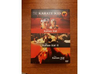 The Karate Kid 1-3