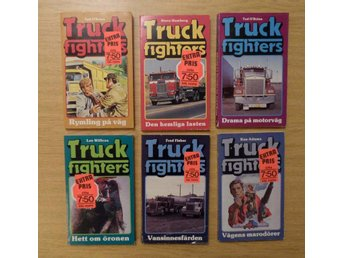 6 POCKET TRUCK FIGHTERS