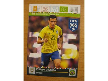 INTERNATIONAL RISING STAR - PHILIPPE COUTINHO - ADRENALYN - FIFA 365